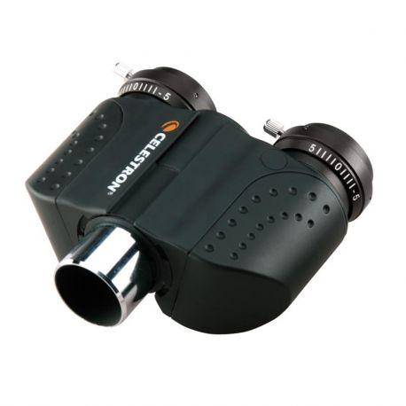Visor binocular estéreo para astronomía - Celestron
