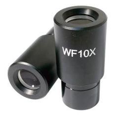 Pareja de oculares WF10x de 23,2 para Microscopios