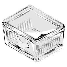 Caja de cristal para tintura de 10 preparados - Euromex