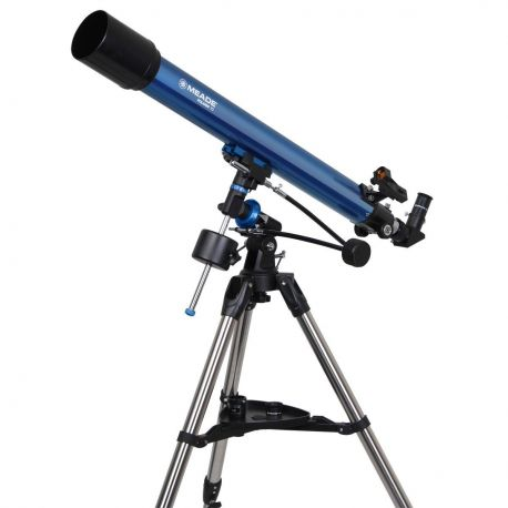 TELESCOPIO REFRACTOR MEADE POLARIS 70 EQ