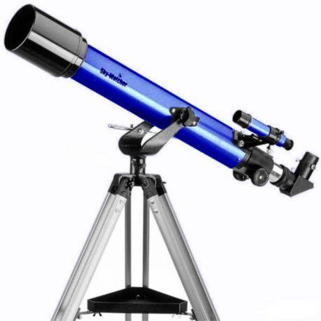 Telescopio refractor SkyWatcher BK 607 AZ2 con maleta