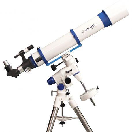 "Telescopio refractor acromático Meade LX70 R5 de 5"""