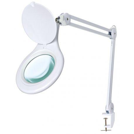 Lupa LED de mesa Bresser de 175 mm