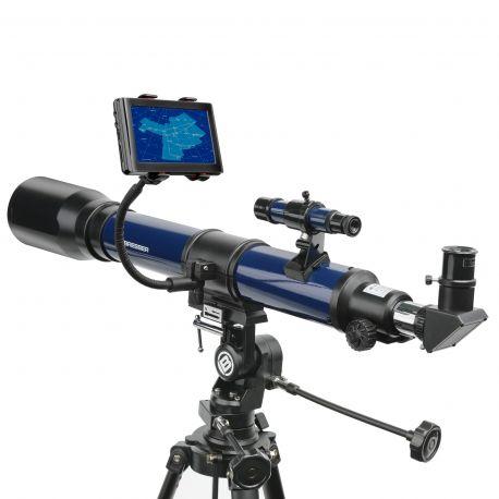 Soporte universal para SmartPhone a telescopio o prismático