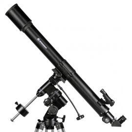 Telescopio refractor ecuatorial Bresser Lyra 70/900