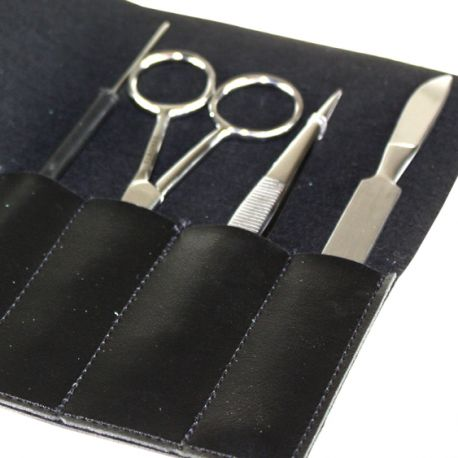 Kit de 4 instrumentos para disección - Euromex PB.5110