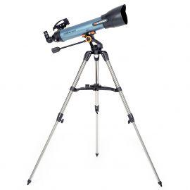 Telescopio refractor Celestron Inspire 100 AZ f/6.6