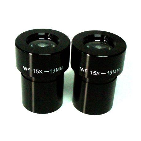 Oculares WF 15x para Microscopio
