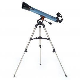 Telescopio refractor Celestron Inspire 80 AZ