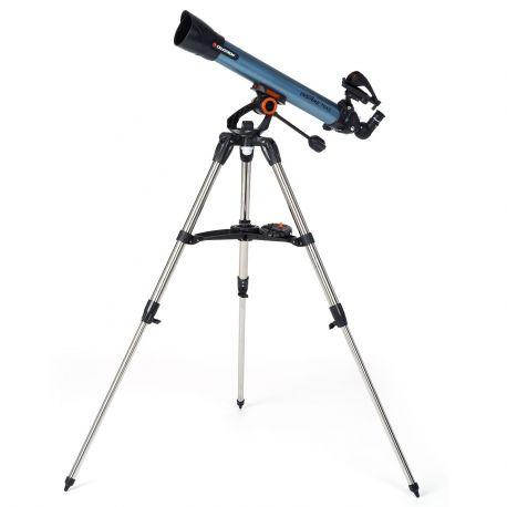 Telescopio refractor Celestron Inspire 70 AZ