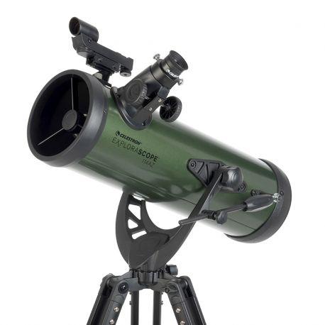 Telescopio reflector Celestron ExploraScope 114AZ