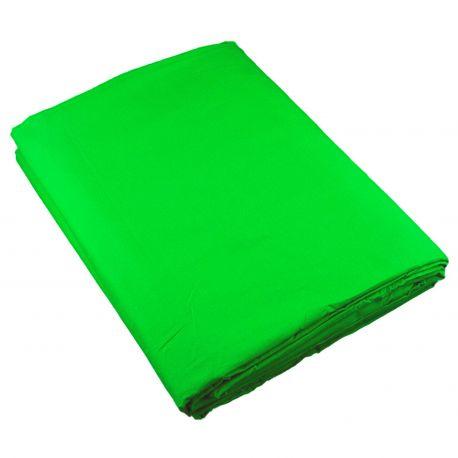 Fondo Ultralyt de Tela Verde de 3x6 mts
