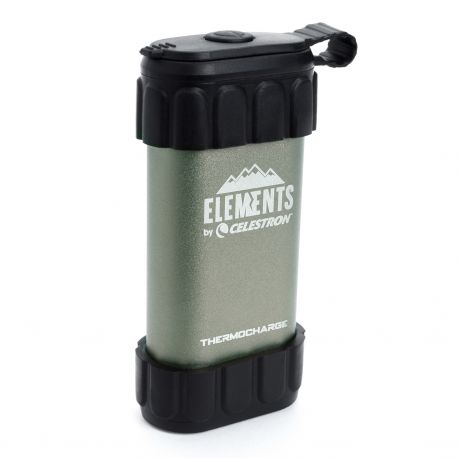 Cargador y calentador de manos Celestron Elements ThermoCharge - 4.400 mAh