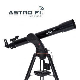 Telescopio refractor computerizado Celestron Astro Fi 90 f/10