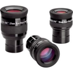 Oculares Orion EdgeOn de 16, 19 y 27mm