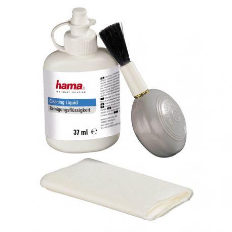 Kit de limpieza HAMA para cristales ópticos