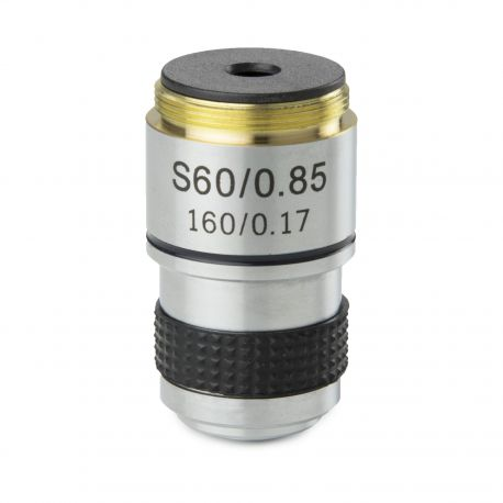 Objetivo DIN 35mm Acromático S60/0.85 Euromex para Microscopio