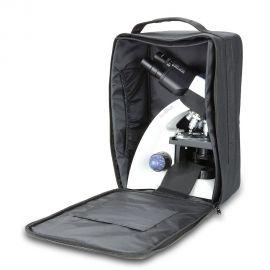 Maleta Universal de Nylon para almacenaje y transporte de microscopios Euromex