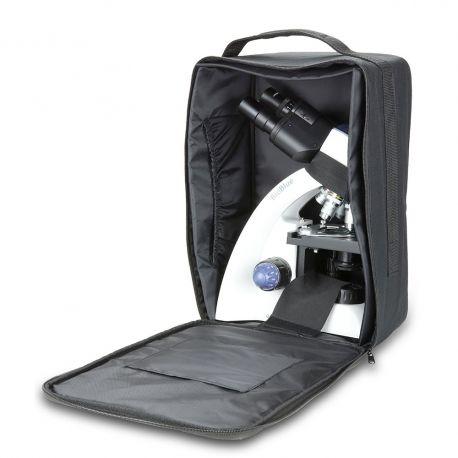 Maleta de Nylon para almacenaje y transporte de microscopios