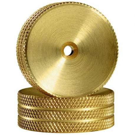 Ruedas clásicas Orion de bronce para enfocadores