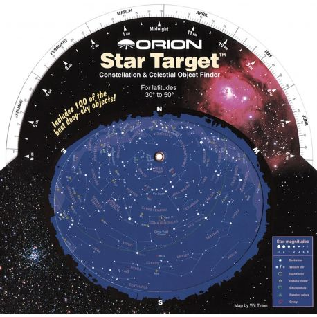 Planisferio Orion StarTarget