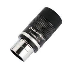 Ocular Celestron tipo Zoom de 7 a 21 mm