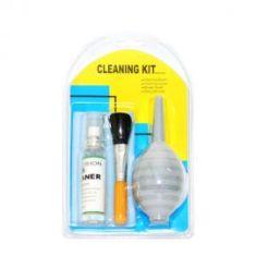 Kit profesional Weifeng de limpieza para cristales ópticos