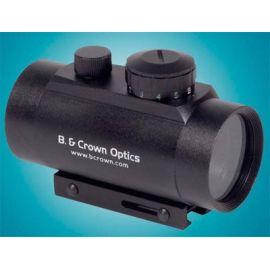 Buscador BCrown Premium de 47mm con Punto Rojo/Verde
