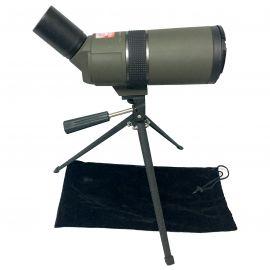 Telescopio Terrestre BCrown 38-114x70 mm Maksutov Cassegrain