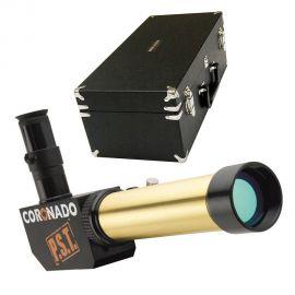 Telescopio Solar Coronado PST H-Alfa 40/400 con maleta - 1 Angström