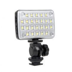Panel Flash Ultralyt FanLED 24 para cámara o móvil de 24 LED's