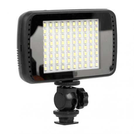 Panel Flash Ultralyt FanLED 80 para vídeo - DSLR