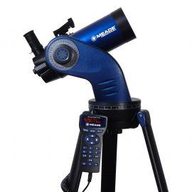 Telescopio Maksutov Meade StarNavigator NG 90 GoTo f/13.9