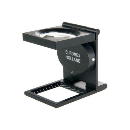 Lupa Cuentahílos 6x LED Euromex PB.5049