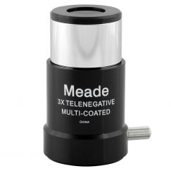 "Lente Barlow Meade Short Focus Telenegative 3x de 1.25"""