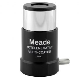 Lente Barlow Meade Short Focus Telenegative 3x de 1.25""