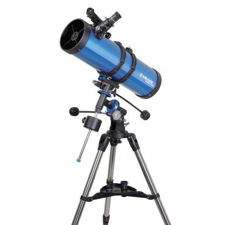 TELESCOPIO REFLECTOR MEADE POLARIS 130 EQ