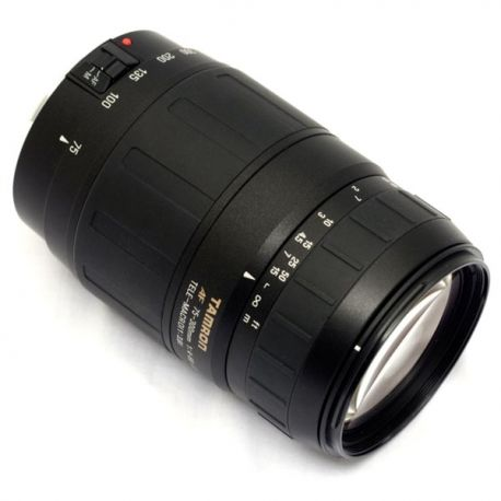 Objetivo Tamron AF 75-300mm f/4.5-5.6 LD Macro para Canon Eos