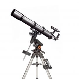 Telescopio Refractor Orion 100ED y Montura Celestron Advanced VX GoTo