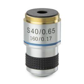 Objetivo DIN 35 mm Acromático 40x/0.65 para Microscopio Biológico