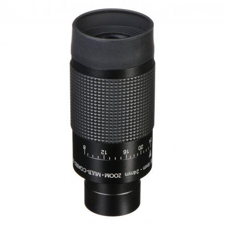 """Ocular Astronómico Zoom Meade Serie 4000 8-24mm de 1,25"""""""