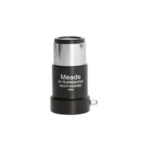 Lente Barlow Meade Short Focus Telenegative 2x de 1.25""