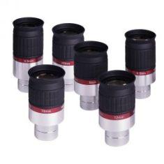 Familia de Oculares Meade Serie 5000 HD-60 4.5, 6.5, 9, 12, 18 y 25 mm