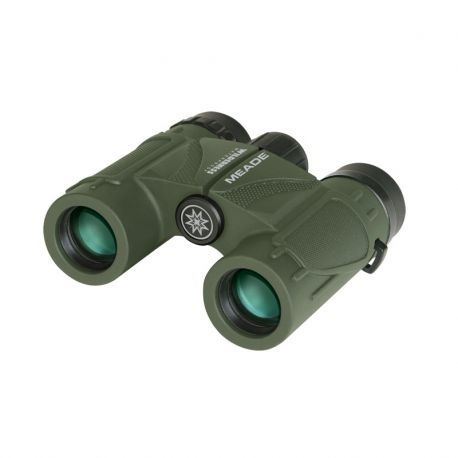 Prismáticos Meade 8x25 Wilderness Waterproof - Roof Bak-4