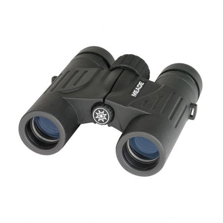 Prismaticos Roof Meade TravelView 10x25 (Negro)