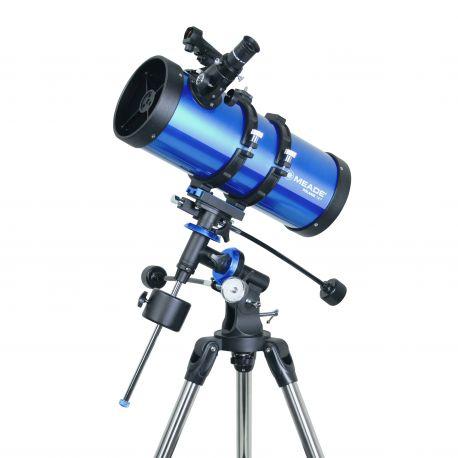 Telescopio reflector Meade Polaris 127 EQ f/7.9 - Motorizado