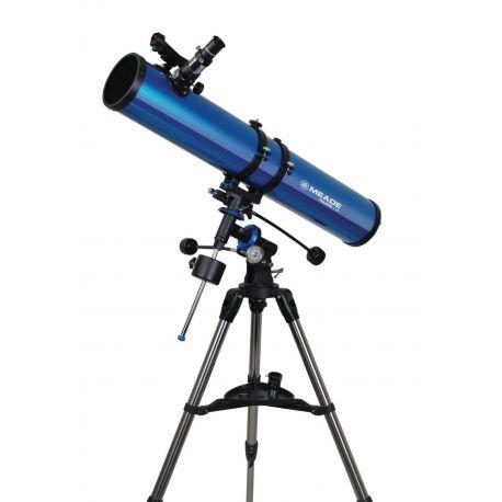 Telescopio Reflector Meade Polaris 114 EQ