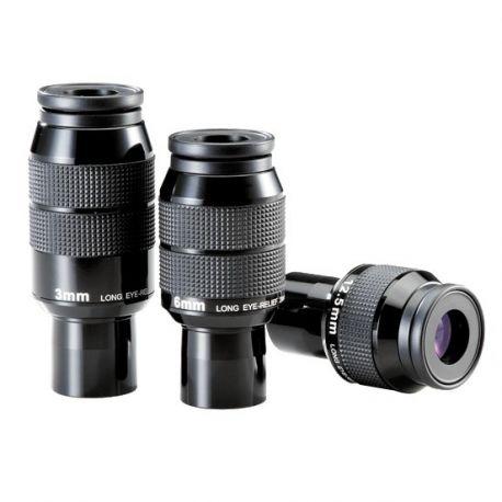 """Ocular Longperng (de 3 a 18mm) 1,25"""" Long Eye Relief"""