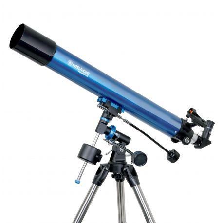 Telescopio Refractor Meade Polaris 80 mm f/11.3