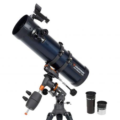 Telescopio Celestron AstroMaster 650mm/130 EQ